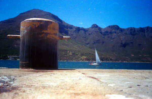 Sub in Hout Bay