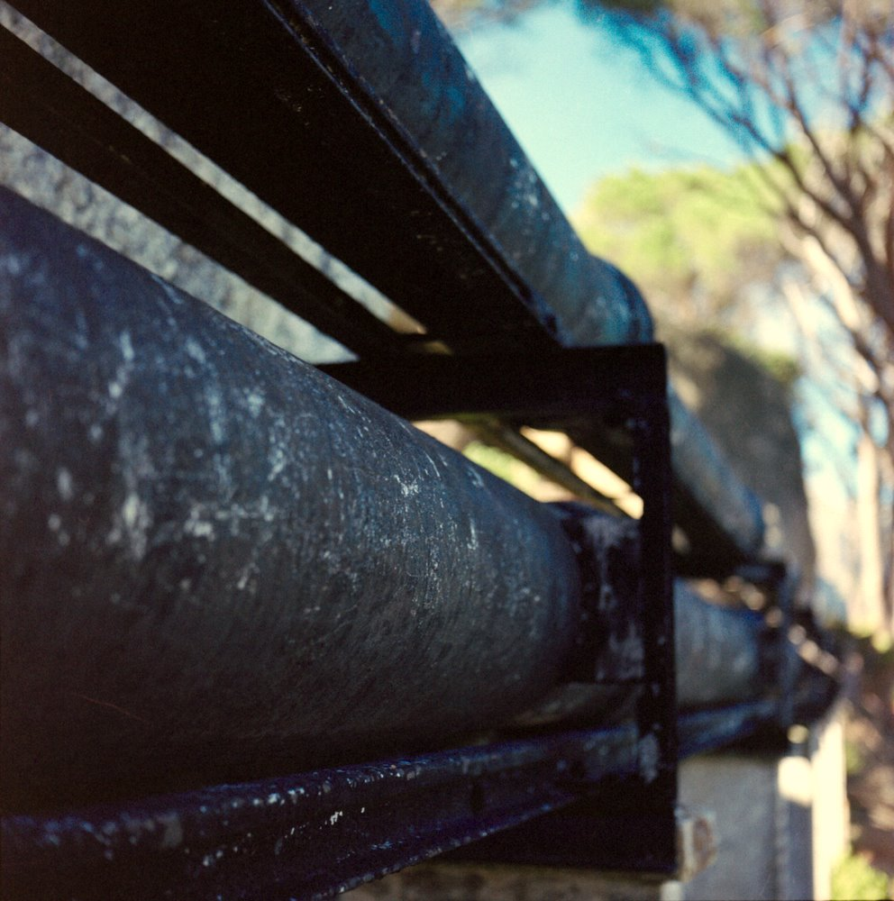 Pipe from the Pipe Track