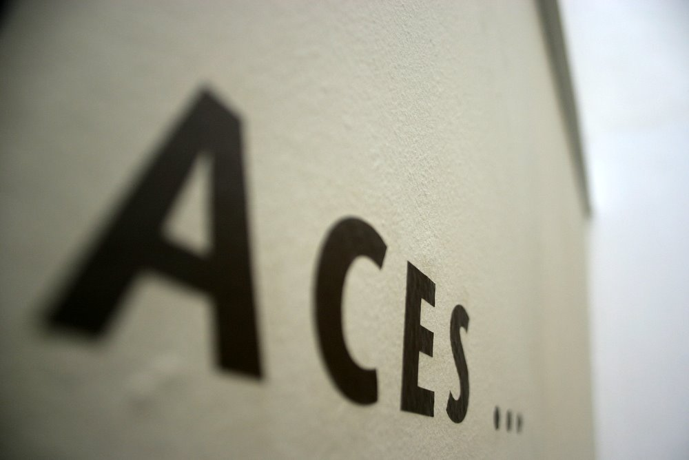 Aces... (high?)